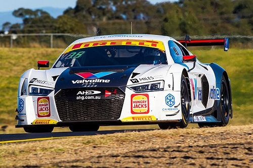 Sydney Australian GT: Evans/Miles hold on for 501 win