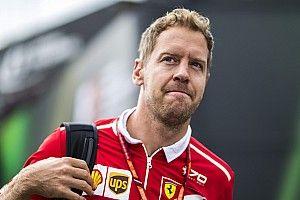 Vettel perpanjang kontrak Ferrari hingga 2020