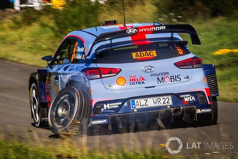 【WRC】オジェ「ヌービルのストップによって複雑な心境になった」