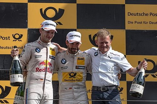 DTM 2017: Gesamtwertung nach dem 12. von 18 DTM-Saisonrennen