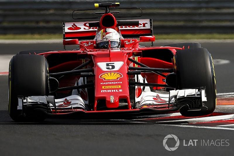 Test Hungaroring, Day 2, ore 10: Vettel subito in testa, Kubica è quinto