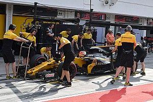 【F1】成長著しいルノー。発展を続ける理由とチームの内情を語る
