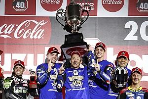 8 Heures de Suzuka - Troisième succès pour Yamaha, le titre pour le GMT !