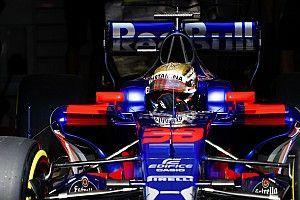 Gelael de retour chez Toro Rosso en EL1