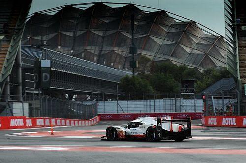 Porsche repite el doblete en los segundos libres en Mexico