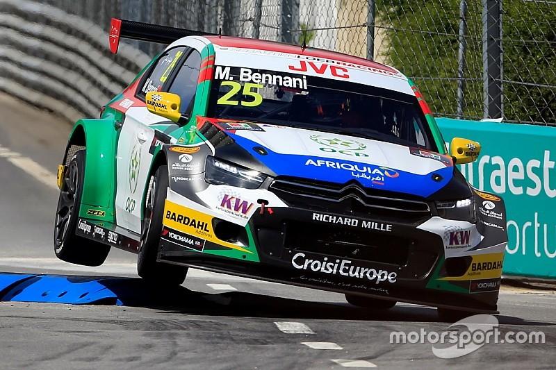 Беннани и Михелиц победили в гонках WTCC в Португалии