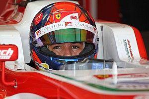 Enzo Fittipaldi conquista podio en la apertura de la F4 alemana