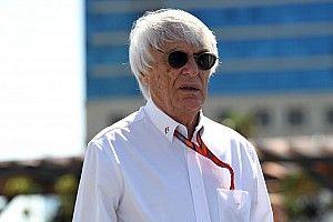 Ecclestone: Mesin F1 2021 masih terlalu mahal