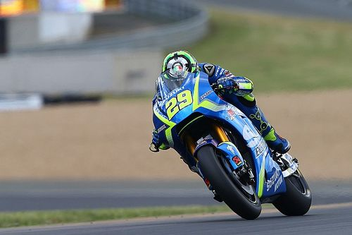 Iannone urges Suzuki to cure rear spinning issues