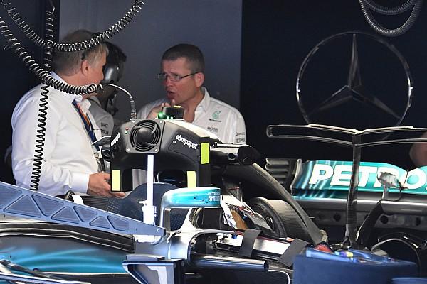 Formula 1 Analisi Mercedes: controlli della FIA sui diffusori posteriori che flettono?