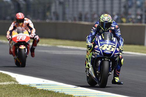 Yamaha espera piezas para el test de Brno; Ducati se lo piensa