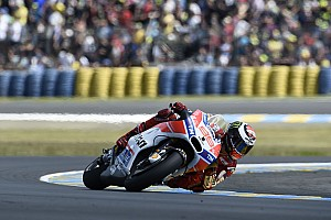 """MotoGP Breaking news Lorenzo saved """"difficult situation"""" with sixth at Le Mans"""