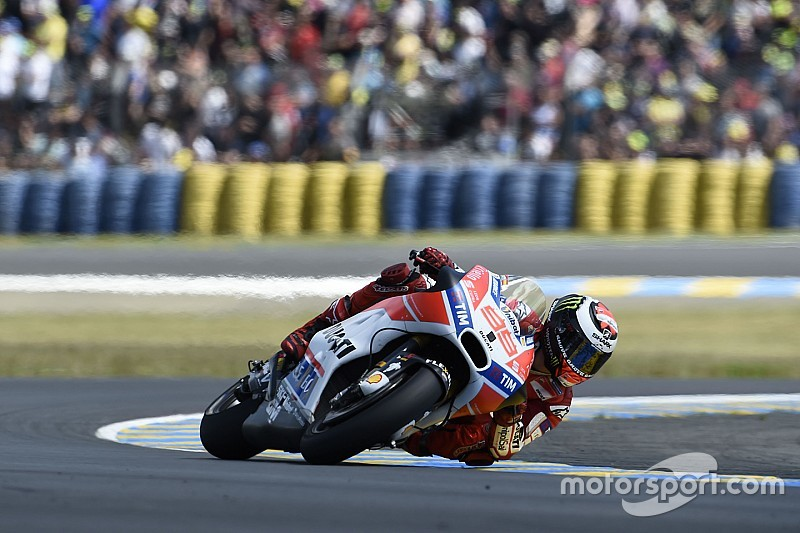 "Lorenzo saved ""difficult situation"" with sixth at Le Mans"