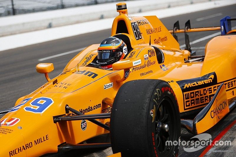 "Alonso: ""Volledig IndyCar-seizoen was nooit mijn plan"""