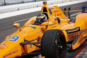 Алонсо назвал совпадением тесты IndyCar после объявления об уходе из Ф1
