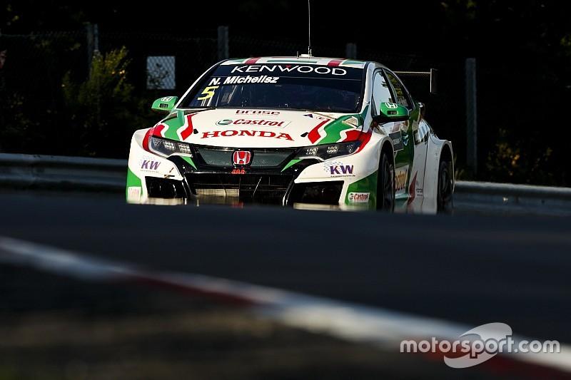 """""""Utcai harcra"""" készül a Honda WTCC-s csapata Portugáliában"""