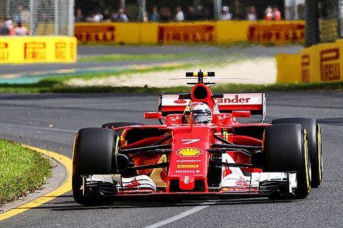 Fotogallery: le prove libere del venerdì australiano della Ferrari