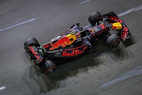 Verstappen bovenaan in derde training Grand Prix van Singapore