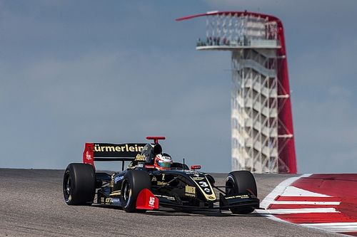 René Binder se lleva la victoria de la primera carrera de Austin