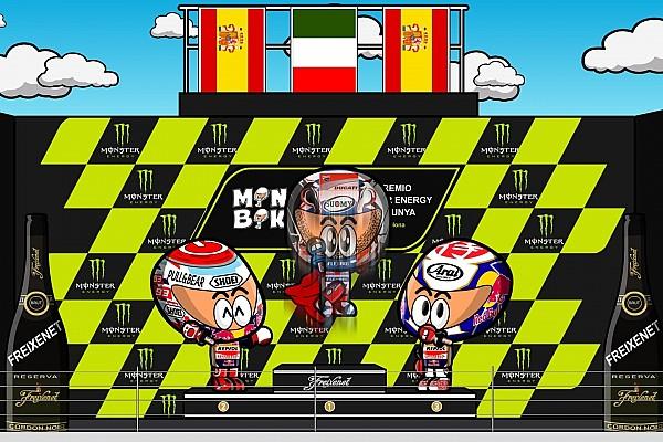 MotoGP Vídeo: el GP de Catalunya de MotoGP 2017 según 'MiniBikers'