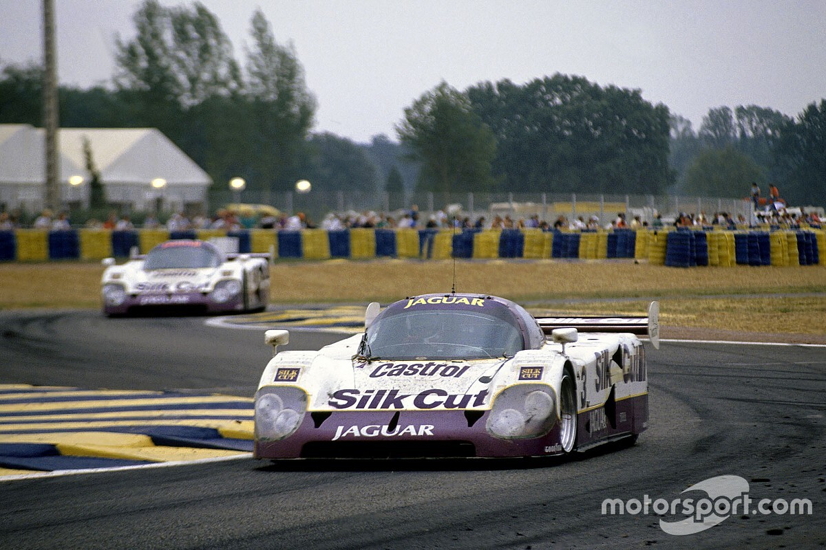 Le Mans 1990: How Salazar was bumped out of the winning Jaguar