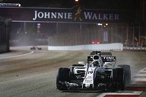 "Column Felipe Massa: ""Vettel reed te geforceerd tijdens start in Singapore"""