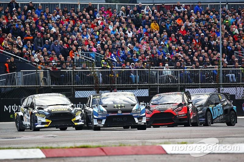FIA reveals details about World RX electric switch