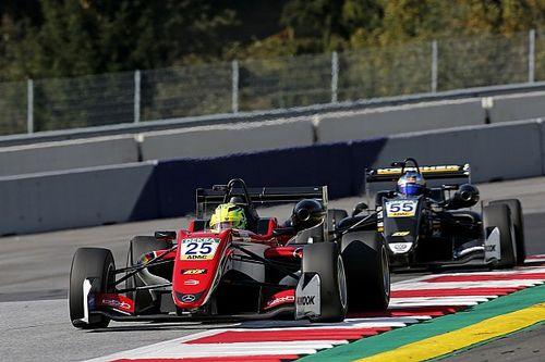 Mick Schumacher marca el mejor tiempo en los test de F3