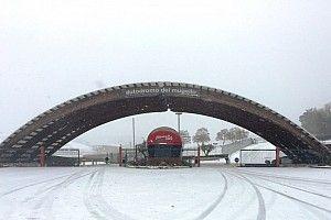 La neve conquista la Toscana e domina al Circuito del Mugello!