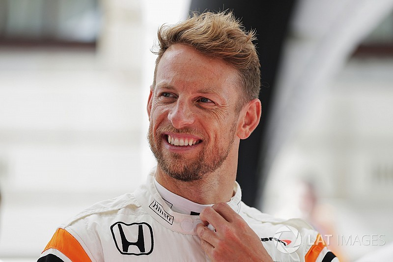 Button: I stayed in Formula 1 a year too long