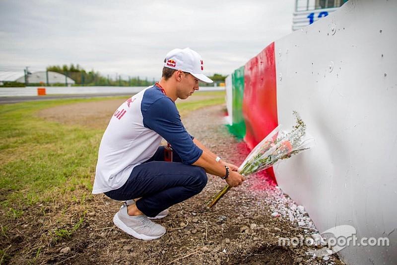 Bianchi halála miatt Leclerc számára nagyon nehéz lesz a Japán Nagydíj