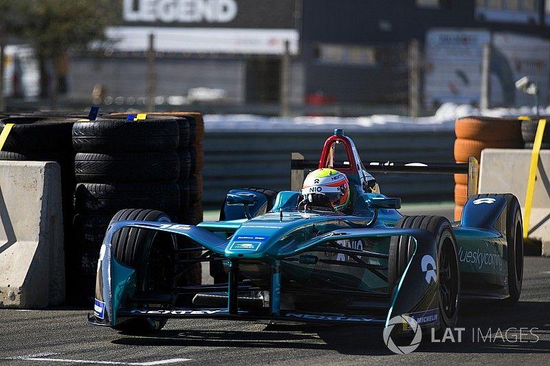 Formule E-test Valencia: Turvey sluit testweek als snelst af