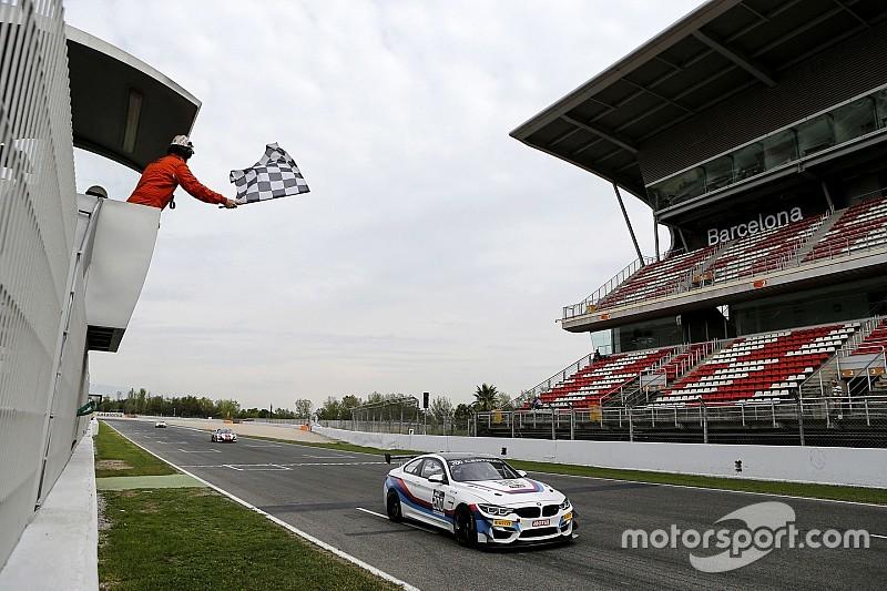 Keberhasilan BMW M4 GT4 di Barcelona
