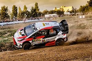 WRC Interview Prochaine étape pour Lappi: réduire ses erreurs
