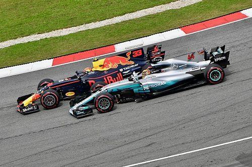 """Verstappen: """"Sapevo di avere solo un giro buono per attaccare Lewis"""""""