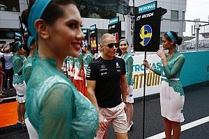 Formula 1 akan gantikan grid girl dengan anak kecil