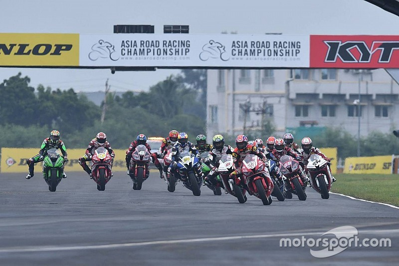 Stage set for Asia Road Racing Championship's India round