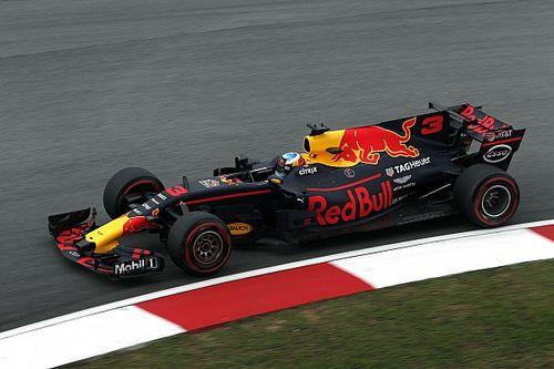 A Ricciardo le sorprendió el ritmo de Ferrari