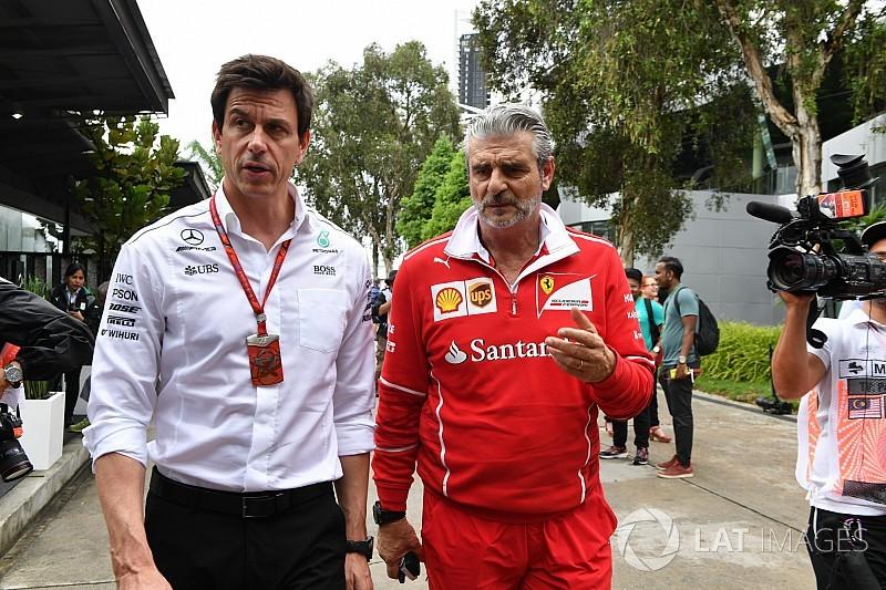 """Mercedes: """"Mi 12 versenyt nyertünk idén, a Ferrari csak ötöt..."""""""