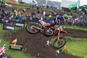 Motocross of Nations: Frankrijk leidt voor Nederland na Race 1