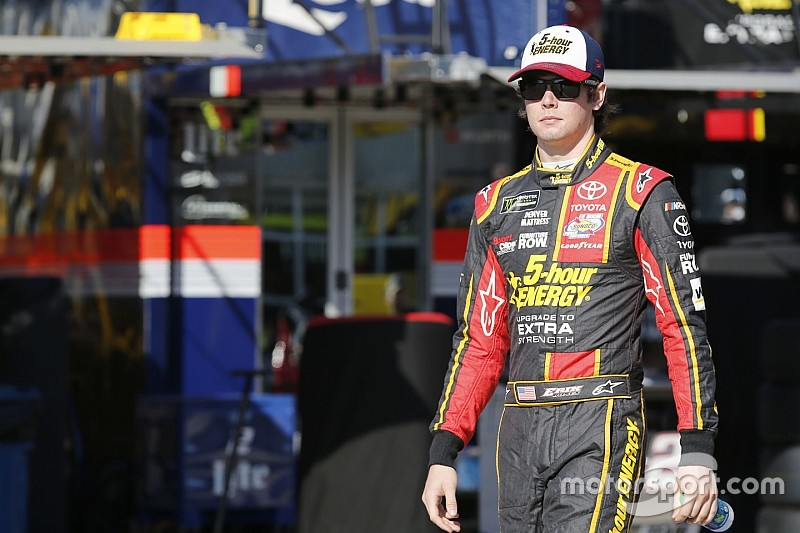 "NASCAR rookie Erik Jones knows he has ""all the pieces"" to win"