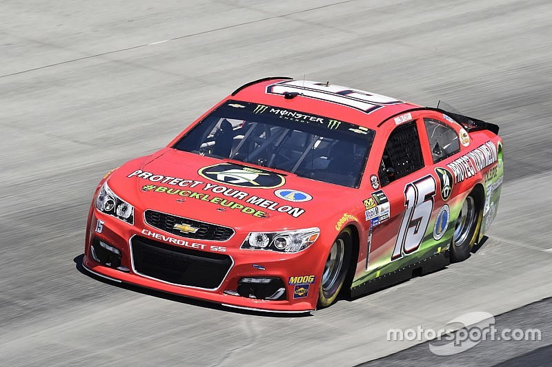 """""""It was a dream come true"""" as Ross Chastain finishes 20th in Cup debut"""