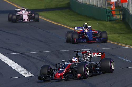 """Haas : """"C'était presque trop facile de finir sixième ou septième"""""""