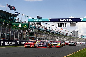 Supercars Breaking news Supercars to race for points at Australian GP