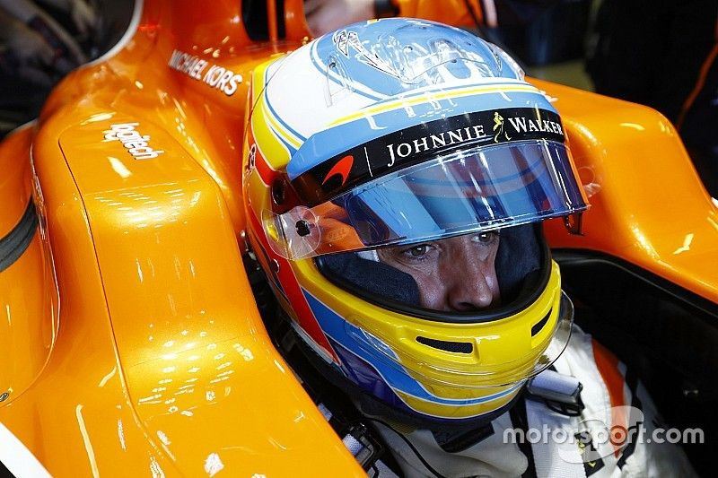 "Alonso: ""Nada que celebrar siendo 13º"""