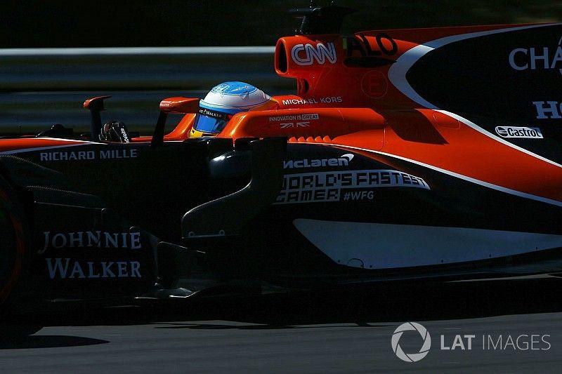 Alonso'nun doğum günü dileği: 2018'de pole pozisyonu için mücadele edebilmek