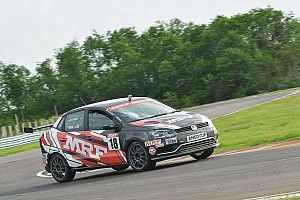 Robertson decimates rivals to win Volkswagen Ameo Cup