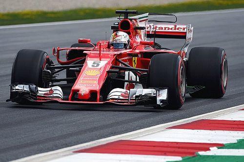 Red Bull Ring, Libere 3: Vettel si mette alle spalle le due Mercedes!