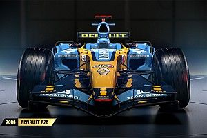 La Renault R26 sera dans F1 2017