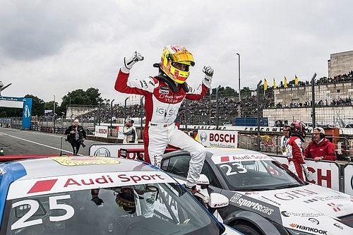 """Mikel Azcona: """"Mi sueño sería competir en el DTM"""""""